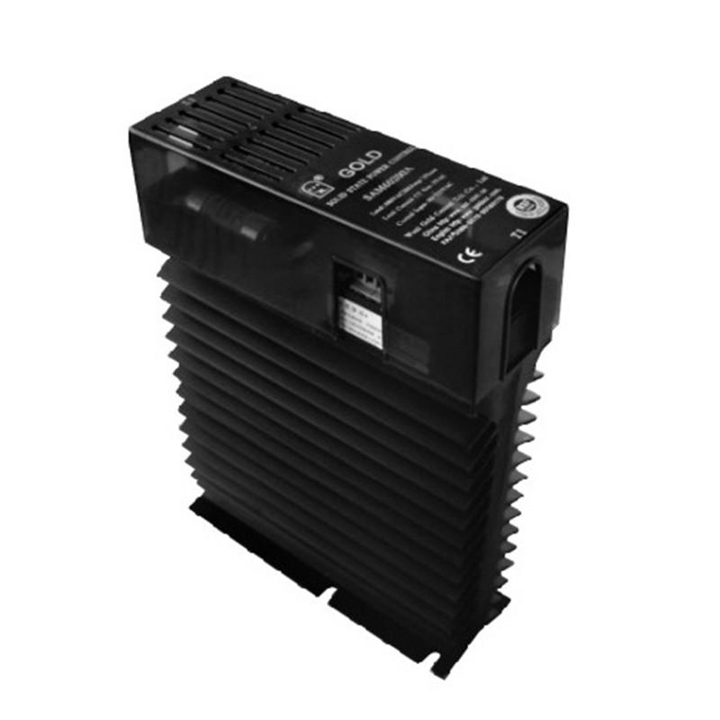 【工业级单相固态继电器SSR】SAM100200DL 固特厂家自行研发生产