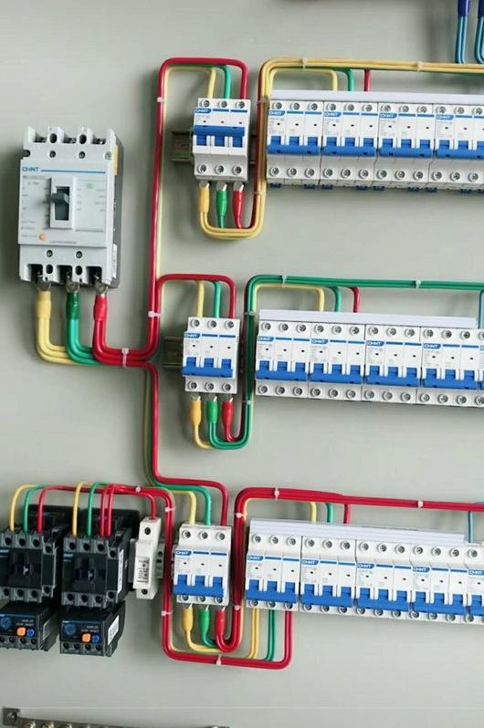深圳厂家订做低压照明配电箱成套控制柜一二三级开关箱防水