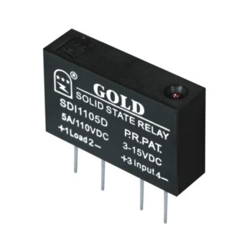 【ssr模块式直流固态继电器】SDM40400D 固特厂家自行研发生产