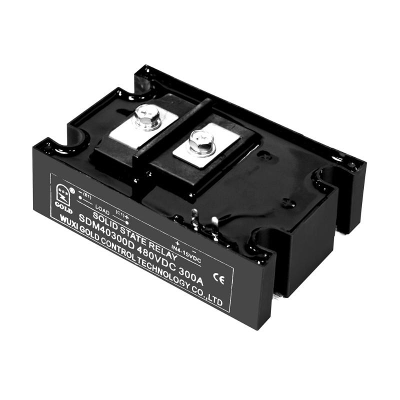 【ssr模块式直流固态继电器】SDM100200D 固特厂家自行研发生产