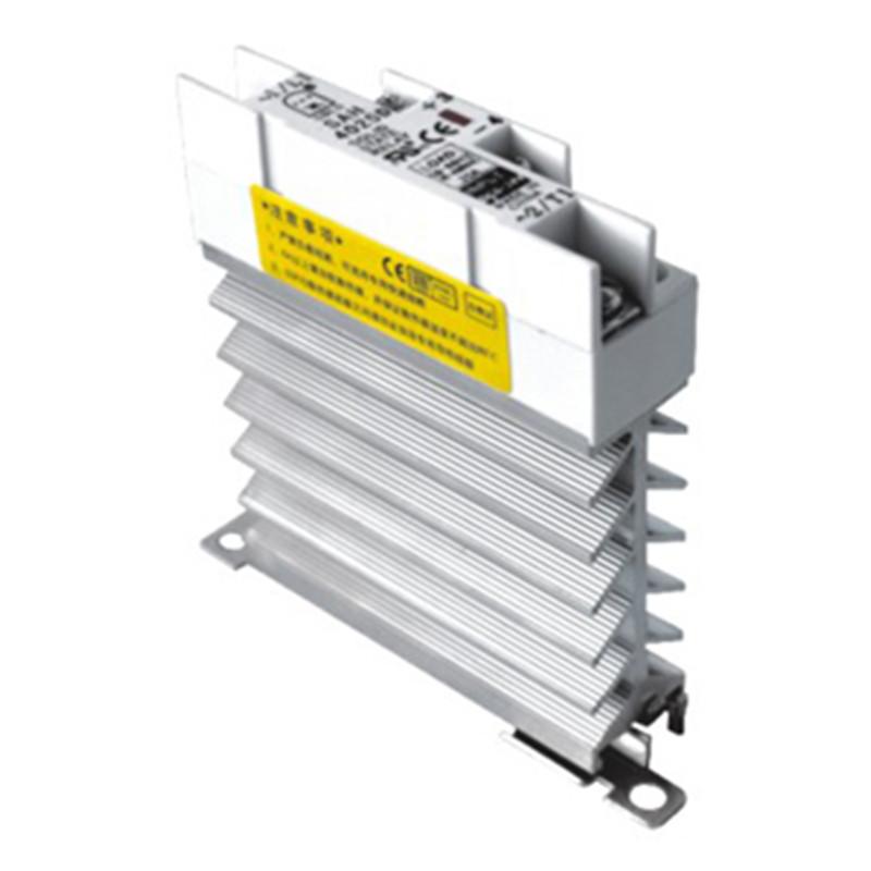 【江苏固特厂家直销】SSR散热一体固态继电器SAH(G3PA)4840D