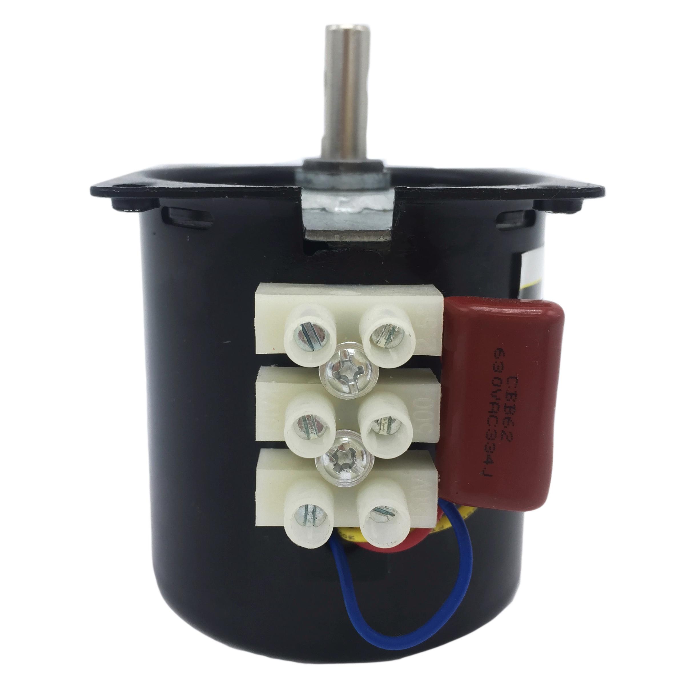 低速微型 交流220V/60KTYZ永磁同步电机/减速电机/14w 110转