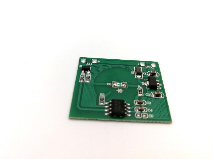 现货LED台灯触摸调光PCBA 三档调光功能 可充电触摸LED台灯控制板