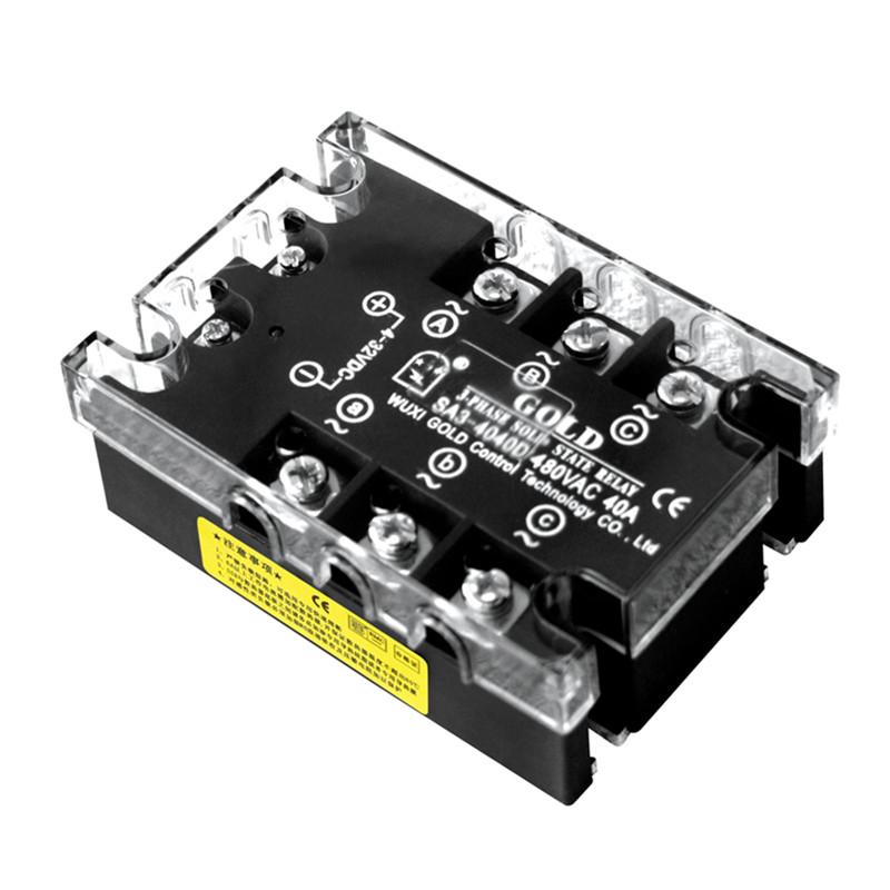 【三相移相调压器】三相调功控制器 CKA75KW 江苏固特厂家直销