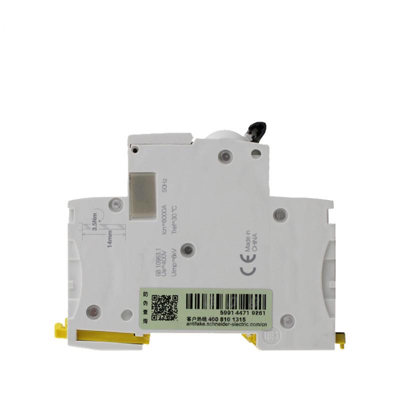施耐德APF19332断路器 IC65N微型断路器 三相空气开关 3P 32A