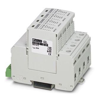 菲尼克斯 REL-MR- 24DC/21 继电器模块2961105导轨链接