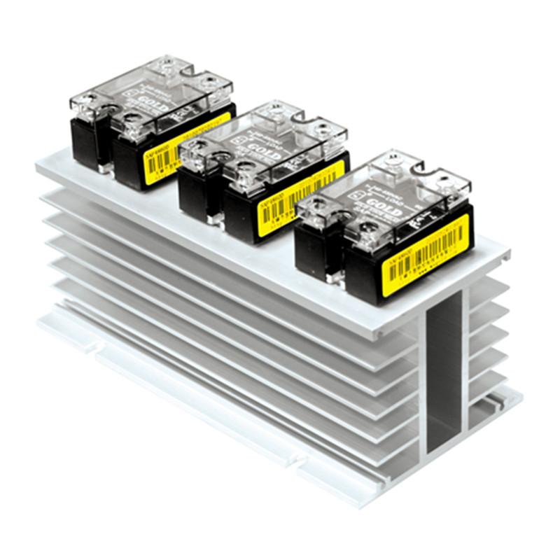【高效节能(低功耗)SSR】单相固态继电器 SAP4870D-K(翻盖式) 固特厂家直销