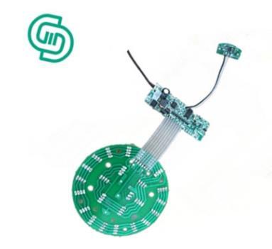 触摸台灯控制板程序设计开发 PCB电路板加工 pcba方案个性化定制