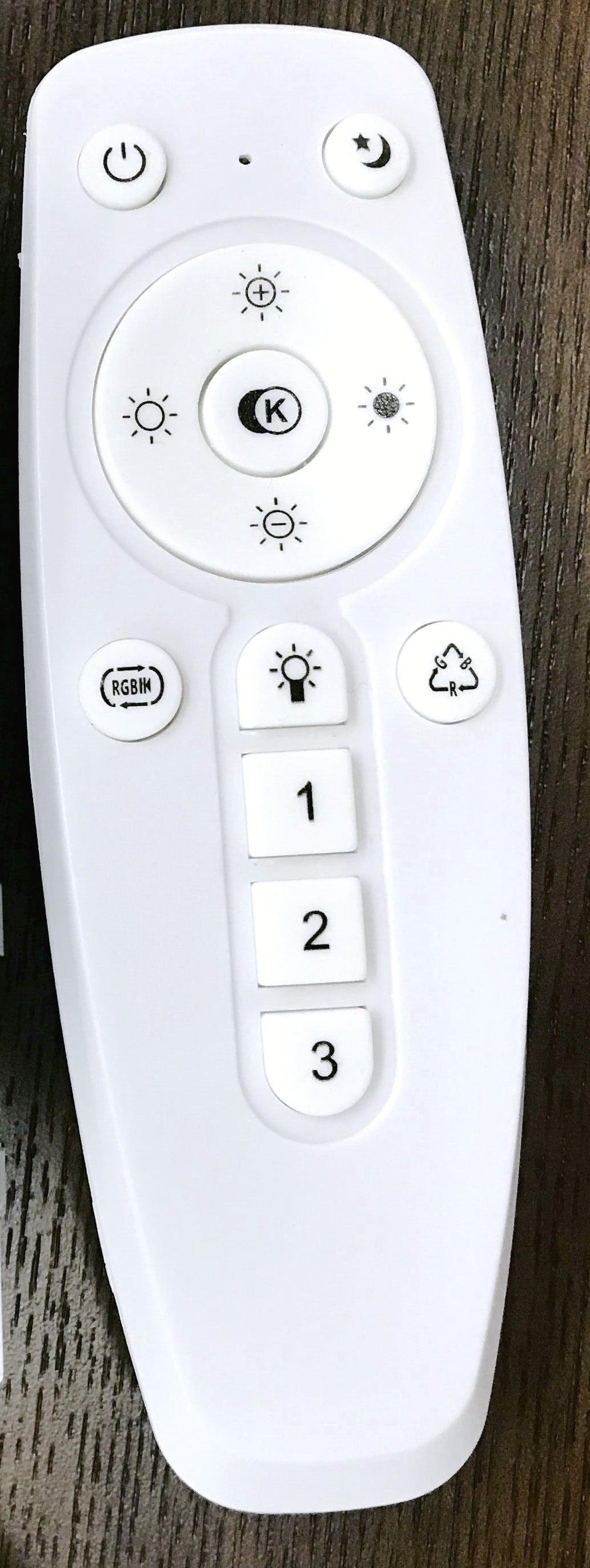 2.4G无极调光隔离款规格书 无频闪 同步性能好 暖白两色无极调光