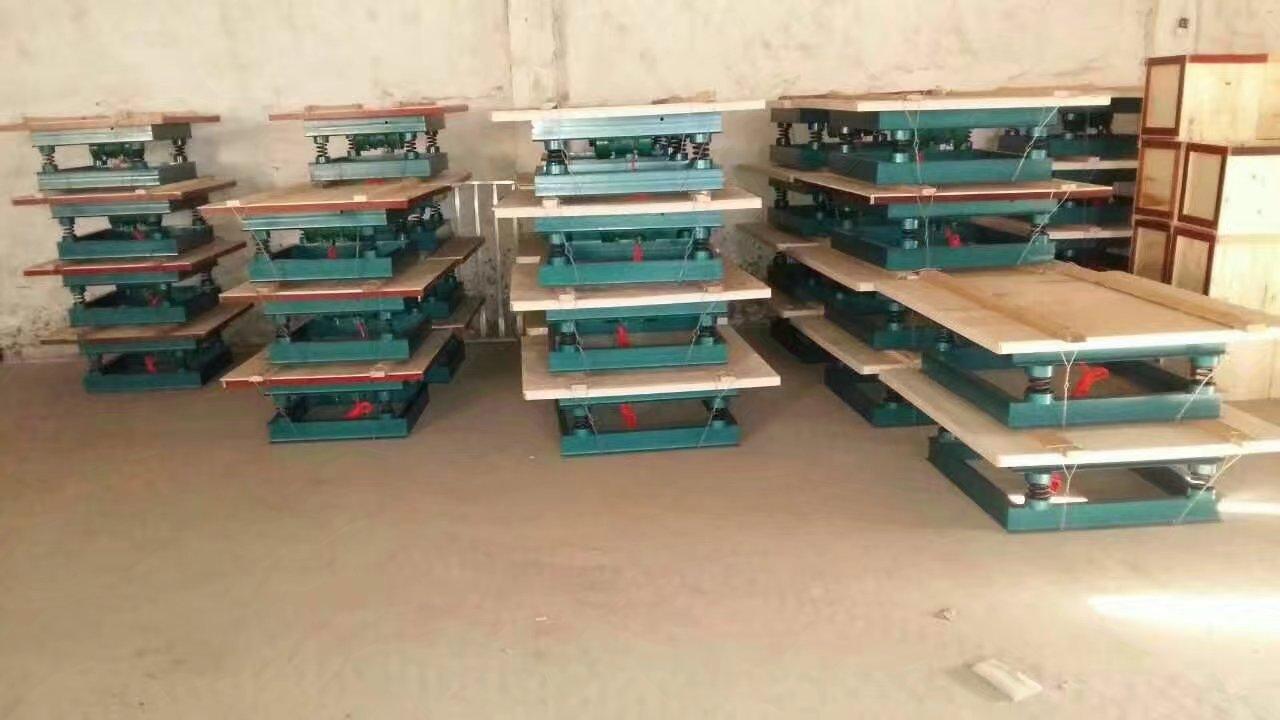 直销混凝土磁力振动台 砼振动台磁震动台 混凝土振动台0.5米
