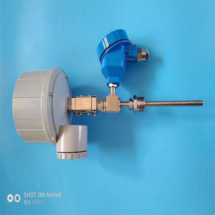 机械防爆电接点双金属温度计温度表锅炉管道使用
