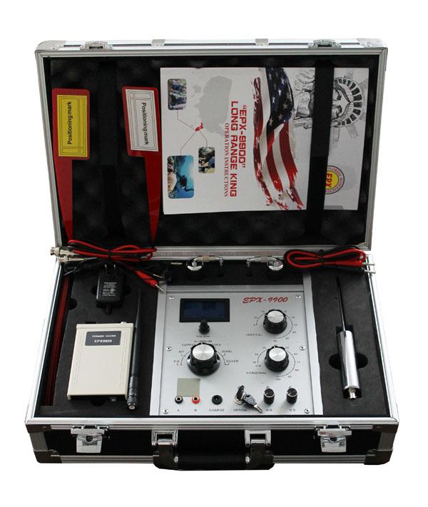 美国原装进口EPX-9900远程地下金属探测器定位准操作最简单