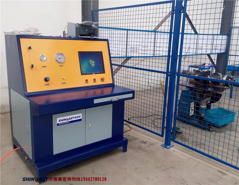 阀门综合试验台  MVT-15-DN250-T 安全阀截止阀综合检测设备