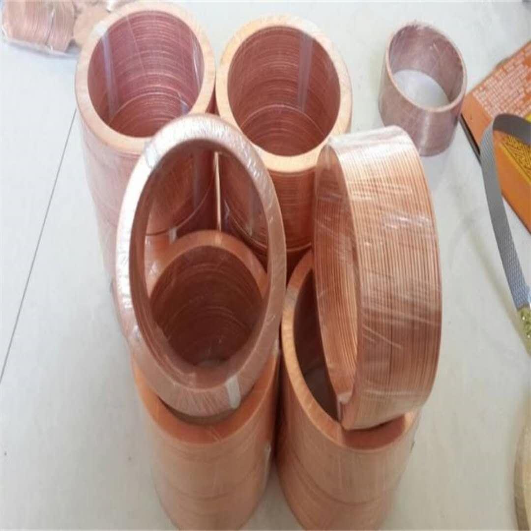 厂家直销耐磨损耐高温紫铜垫片 黄铜垫片规格齐全欢迎订购