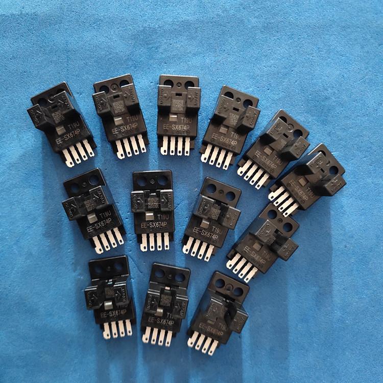 欧姆龙槽型光电传感器EE-SX672  EE-SX670 EE-SX671 EE-SX674 EE-SX673