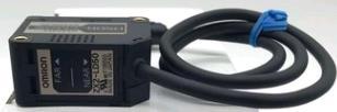 欧姆龙激光位移传感器ZX2-LD50 0.5M激光CMOS型原装正品