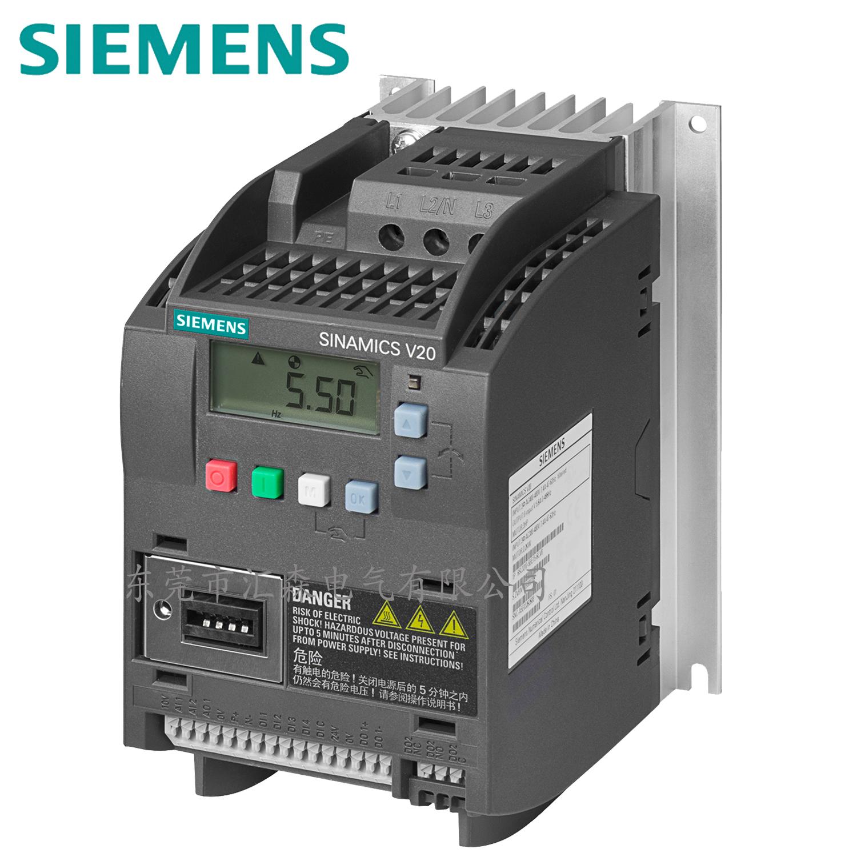 西门子模块6SL3210-5BB13-7BV1