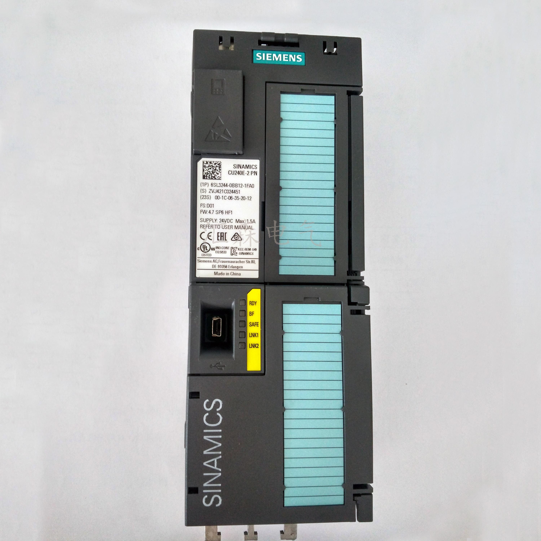 西门子变频器6SL3244-0BB12-1FA0