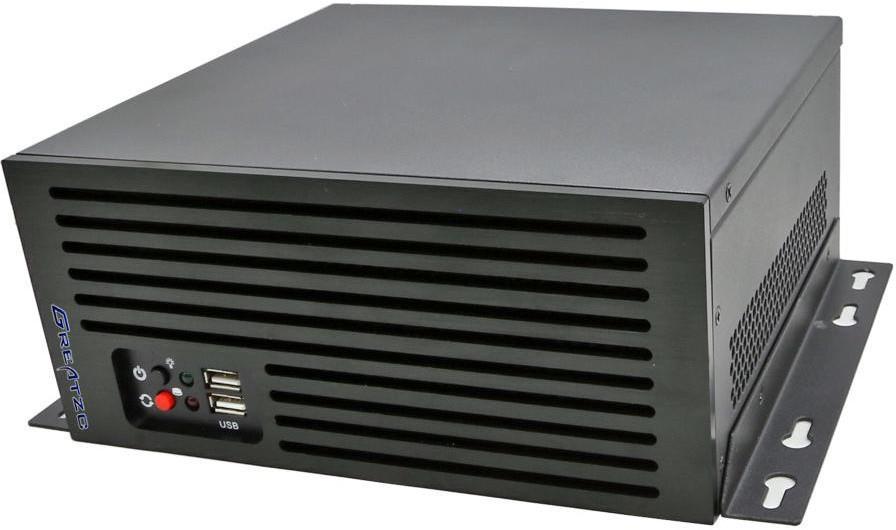 工控电脑工控机泽创伟业G21H110工控机