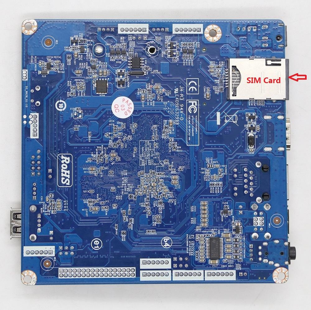 RK3288安卓工控主板售货机板人脸识别主板瑞芯微RK3288广告机主板