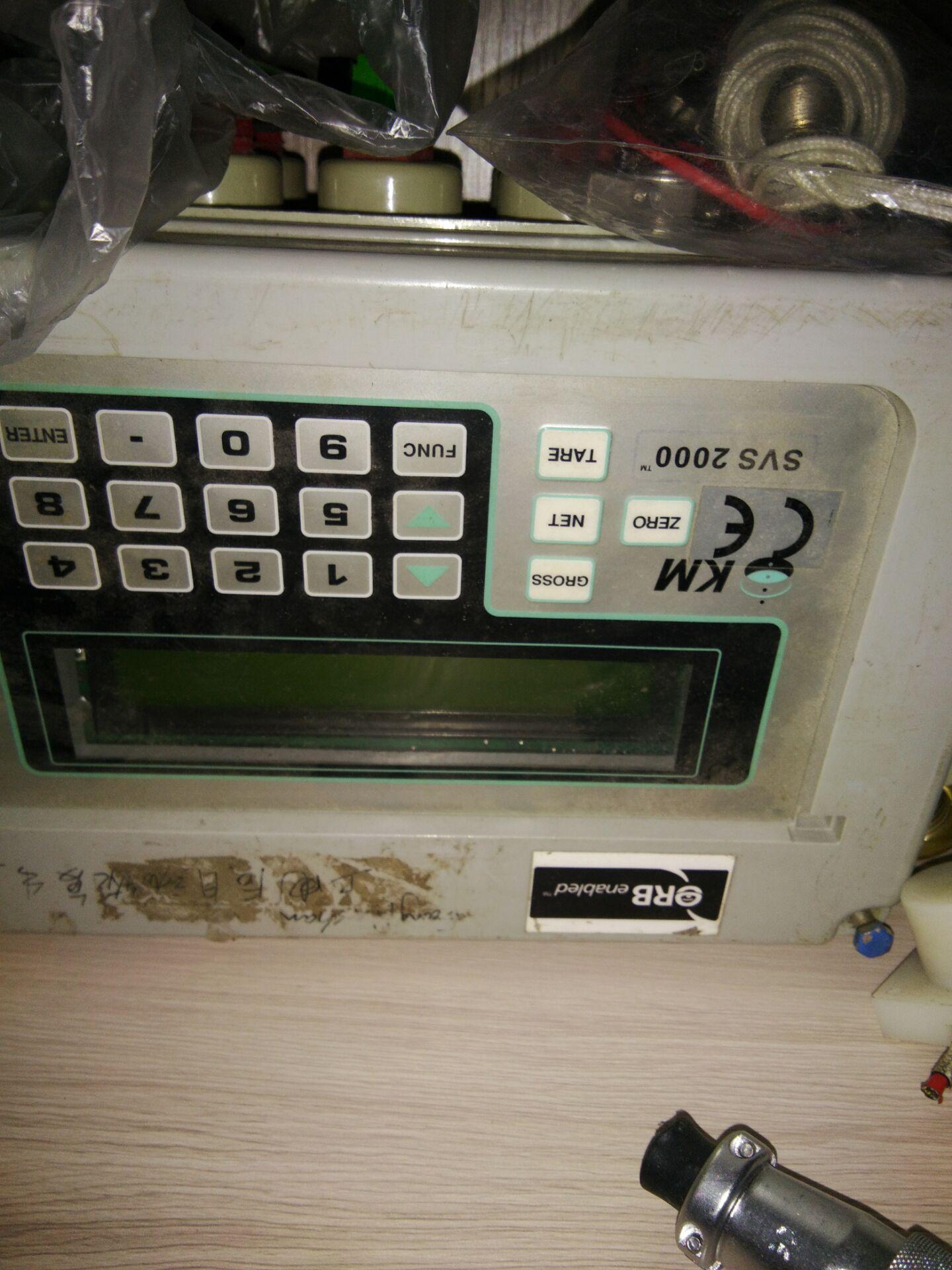现货供应美国KM称重显示仪SVS2000输出板电路板