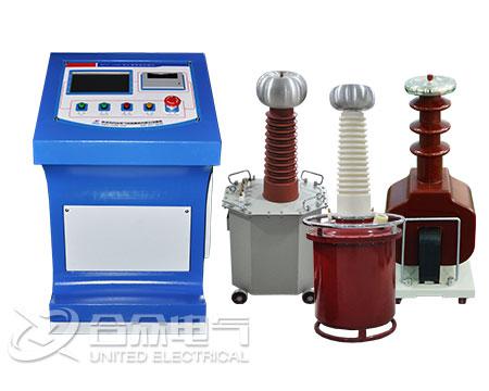工频耐压试验装置,交直流耐压试验装置