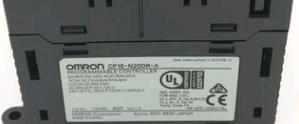 CP1E-N20DR-A,OMRON欧姆龙CP系列CP1E CPU单元 CP1E-N20DR-A