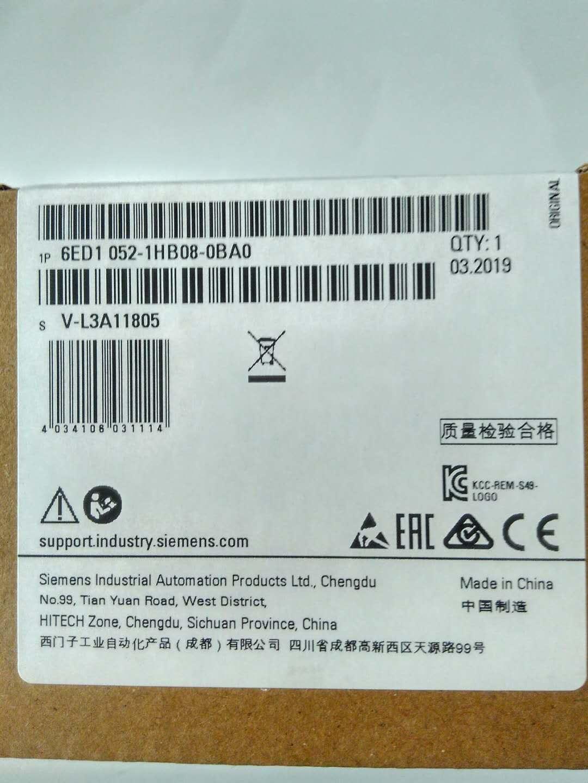 西门子模块6ED1052-1HB00-0BA8