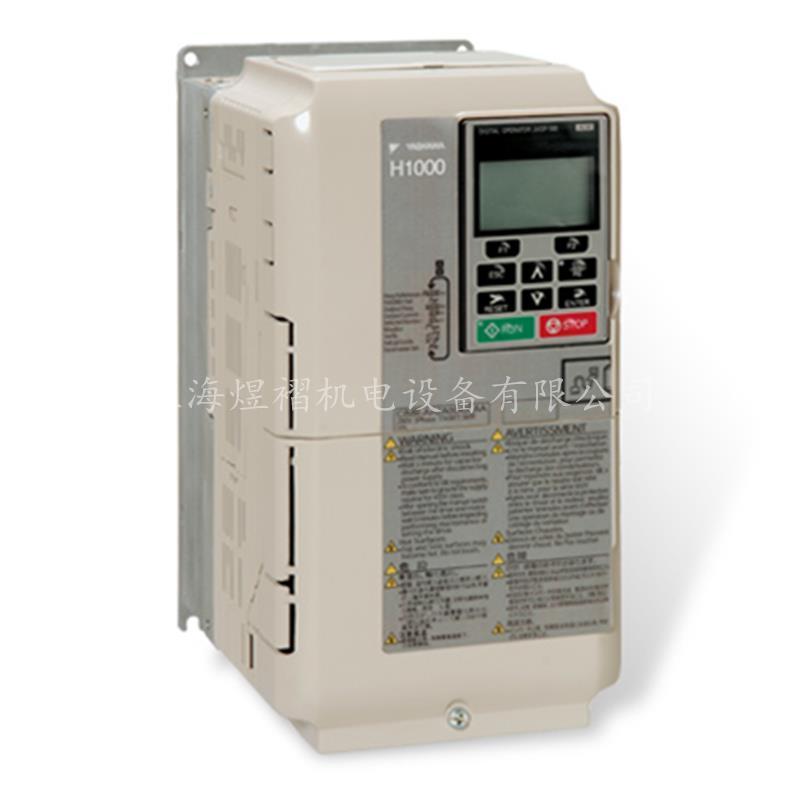 现货供应安川变频器CIMR-AB4A0011FBA 3.7KW