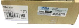 欧姆龙OMRONC200H 高功能 I/O单元C200H-DA004原装正品