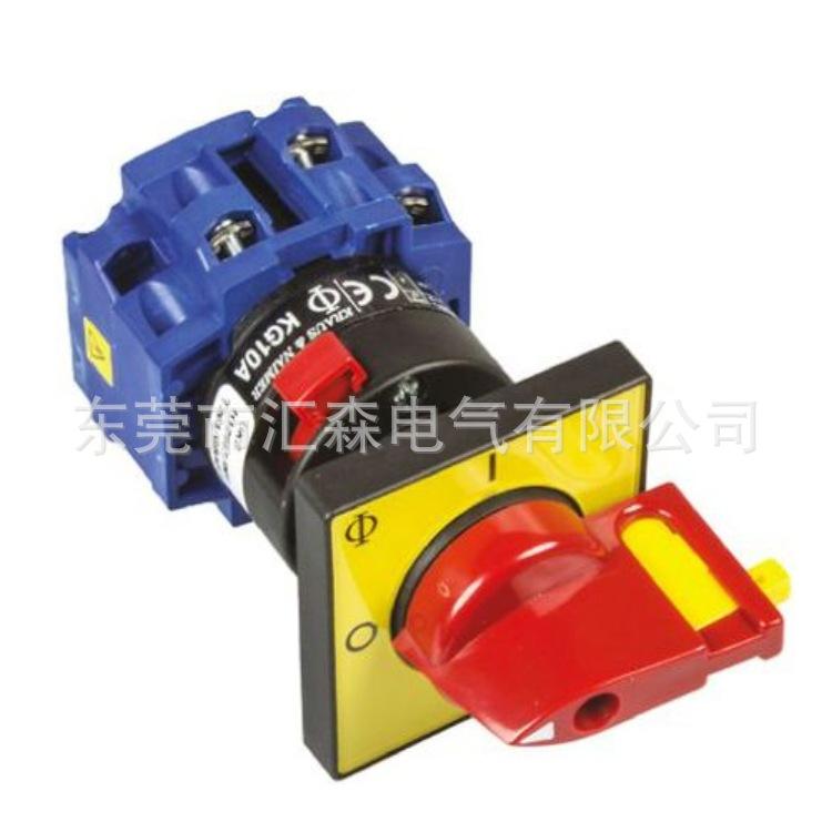 蓝系列转换开关CA10-PC4739-5/V750D/FT2
