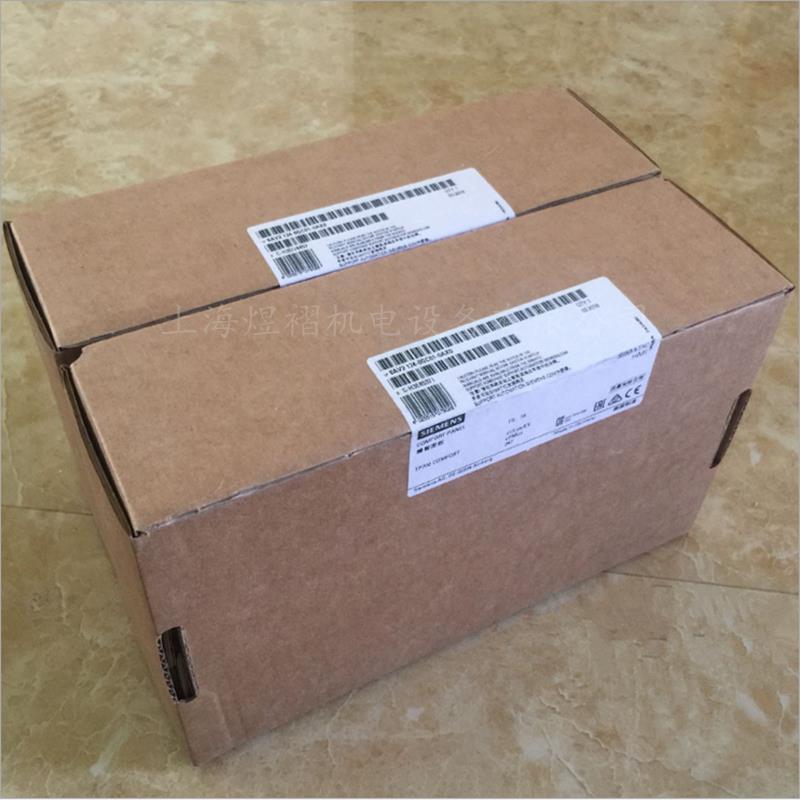 西门子触摸屏6AV2123-2JB03-0AX0 KTP900 9寸人机界面 精简面板