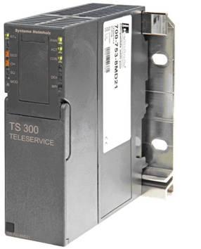 赫姆赫兹700-753-8MD21   TS-300机架安装远程服务模块