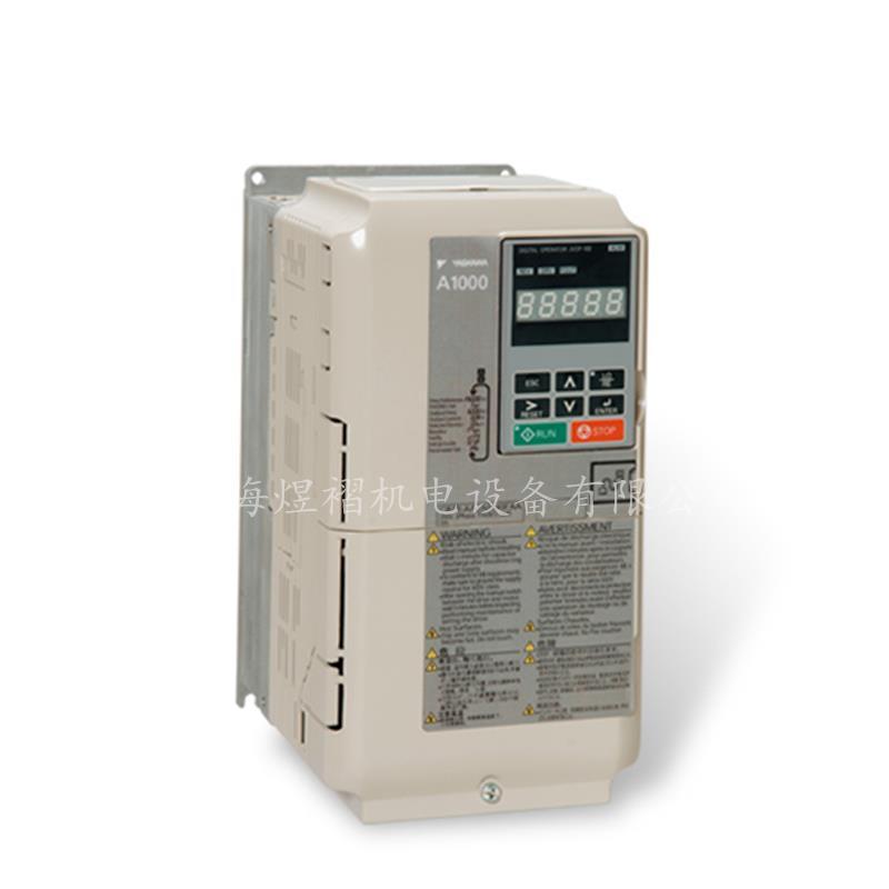 安川变频器CIMR-AB4A0044FBA 18.5KW 400V A1000系列