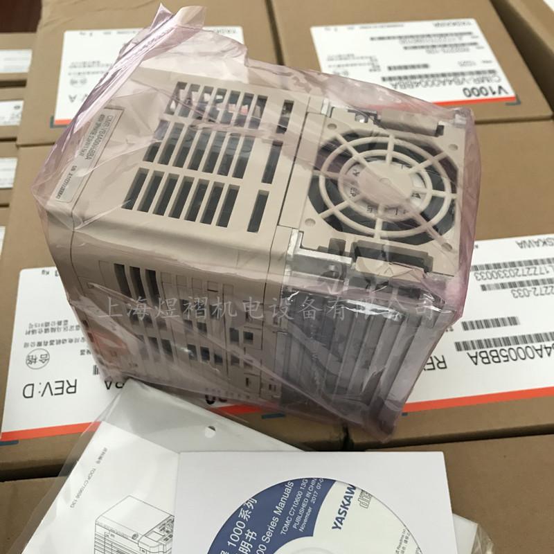 现货供应CIMR-AB4A0103ABA原装安川变频器45KW 400V A1000系列