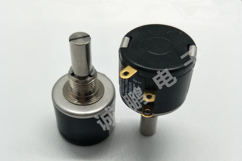 Vishay spectrol 534-11502 5K精密电位器/绕线电位器/多圈电位器