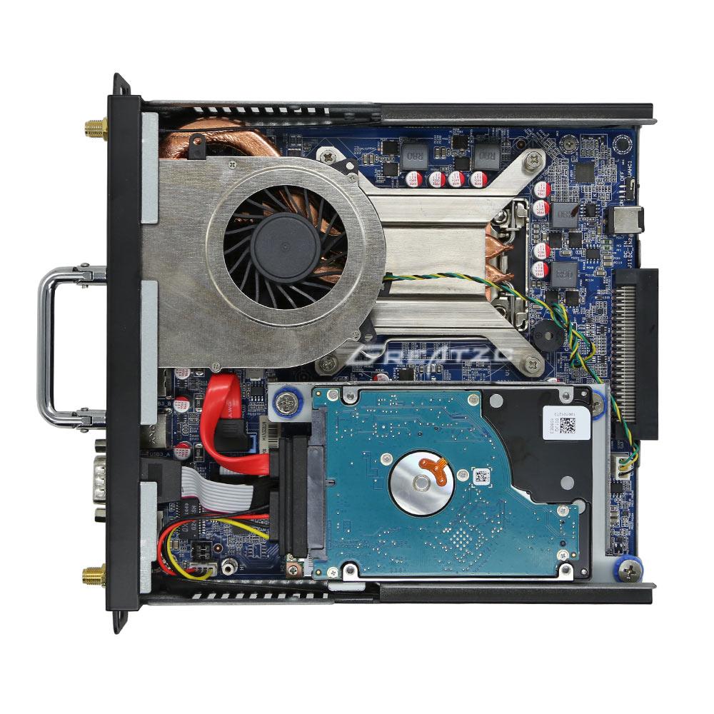 深圳市泽创伟业国内标准尺寸OPS电脑应用于一体机电子白板