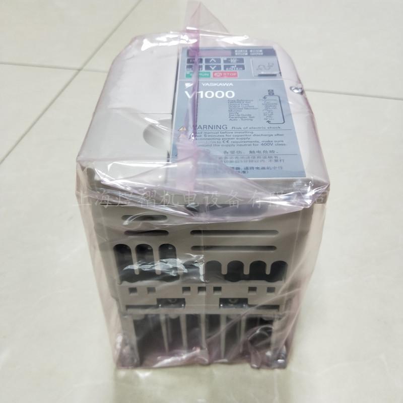 安川变频器CIMR-HB4A0006FBC 1.5KW H1000系列