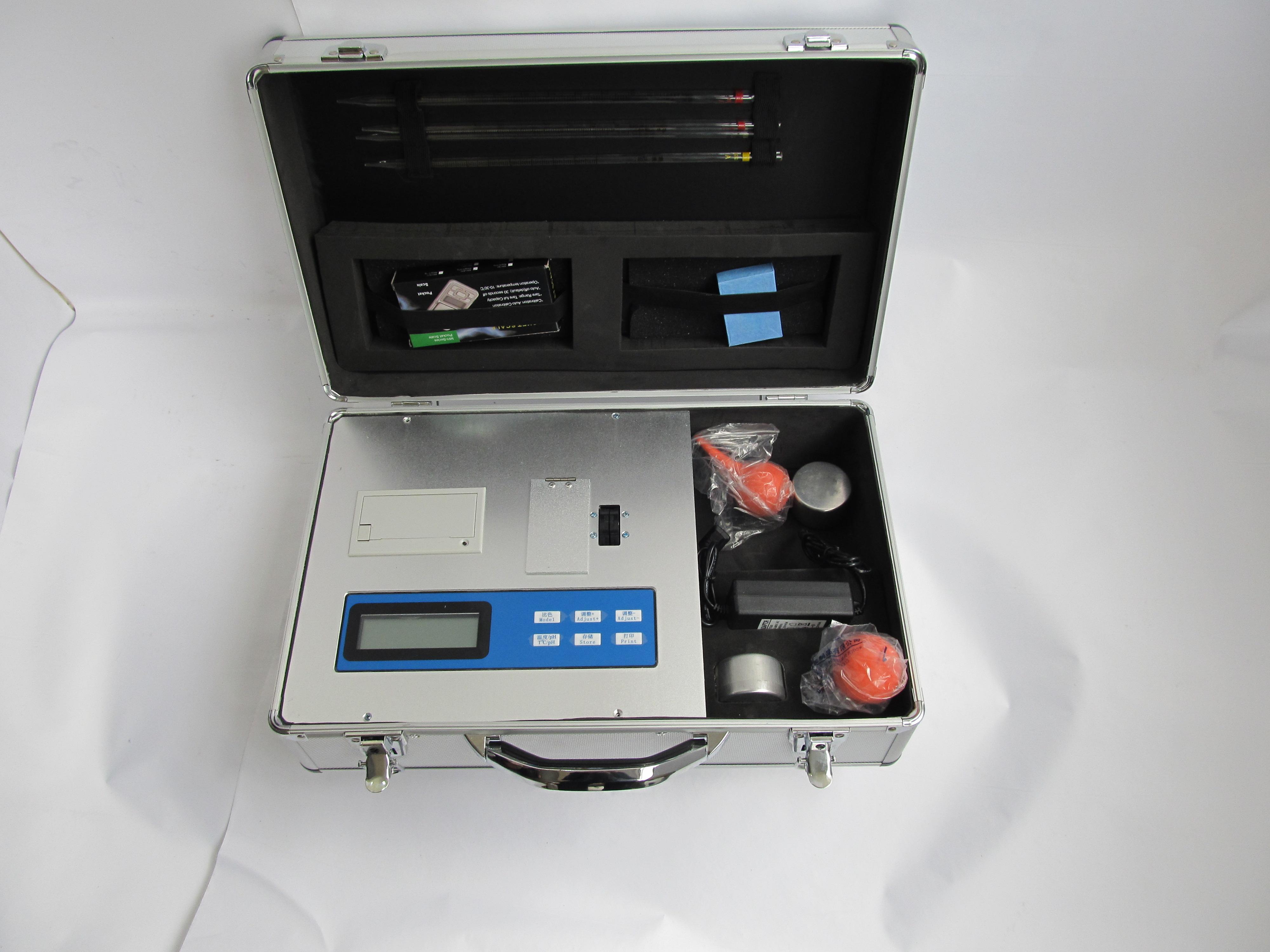 多功能土壤养分速测仪