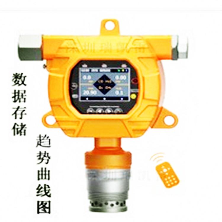 复合气体检测仪 固定式四合一检测仪带显示带声光报警