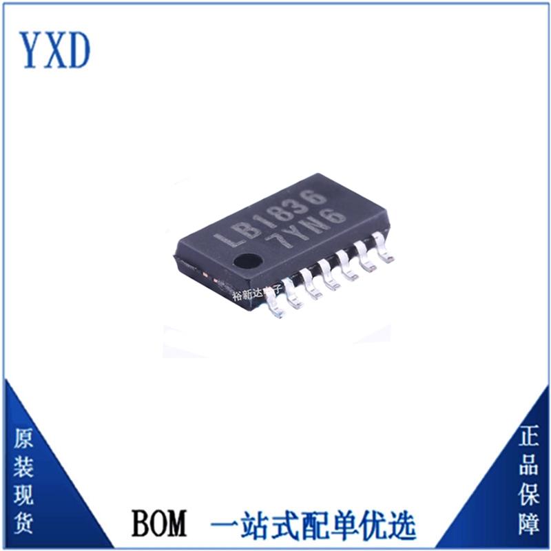 现货供应ON/安森美LB1836ML-TLM-E全新原厂原装正品芯片 LB1836ML
