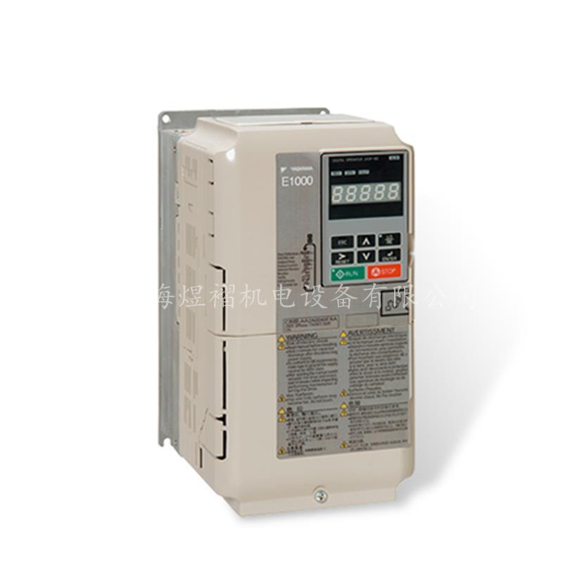安川变频器A1000系列CIMR-AB4A0004FBA 0.75KW 400V