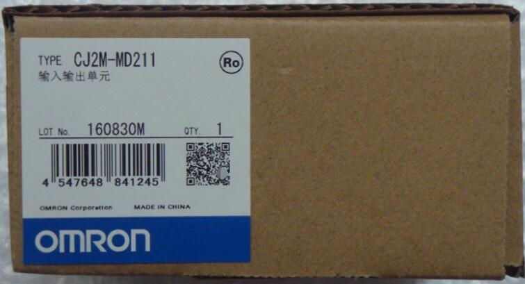 欧姆龙CJ2M-MD211 PLC 模块单元OMRON全新原装