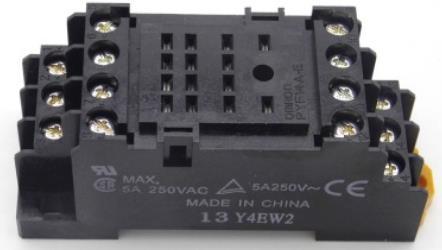 欧姆龙继电器底座PYF08A-E PTF14A-E PTF08A-E PTF14A-E PF083A-E PF113A-E P2CF-08 P2CF-11