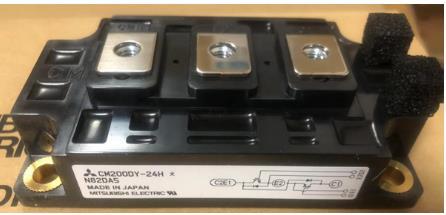 CM150DY-24A日本三菱IGBT模块 CM150DY-24A