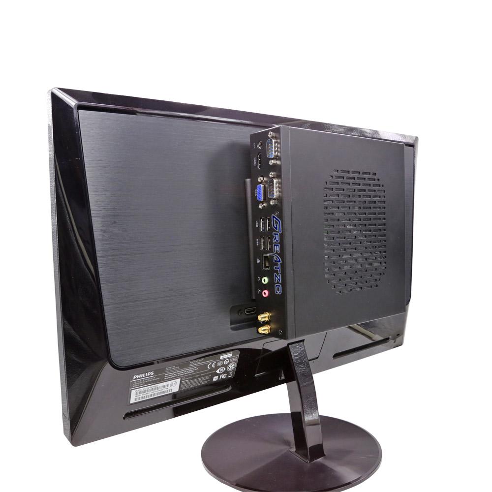 泽创伟业科技工控电脑无风扇工控电脑ZC-T42-1900