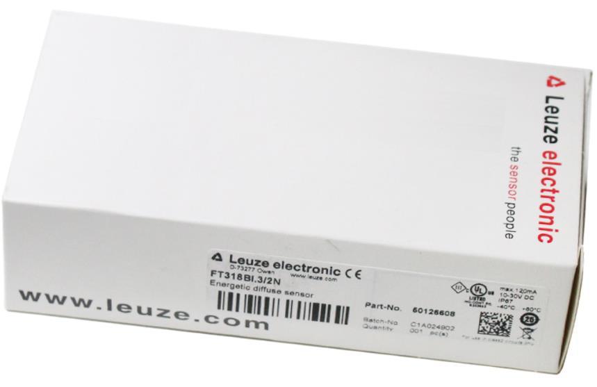 PRK3C.A3/2N 劳易测leuze反射光电镜PRK3C.A3/2N反射光电开关