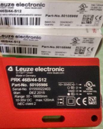 LSSR 3B.8,200-S8 劳易测LEUZE光电开关50108512 原装现货 LSSR 3B.8,200-S8