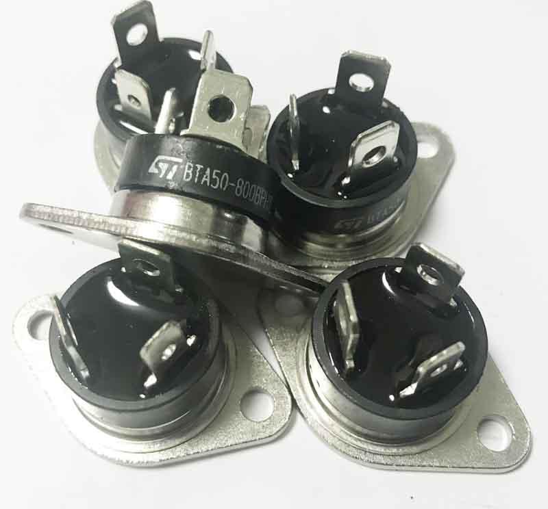 双向可控硅BTA50800B BTA50-800B高压可控硅原装现货