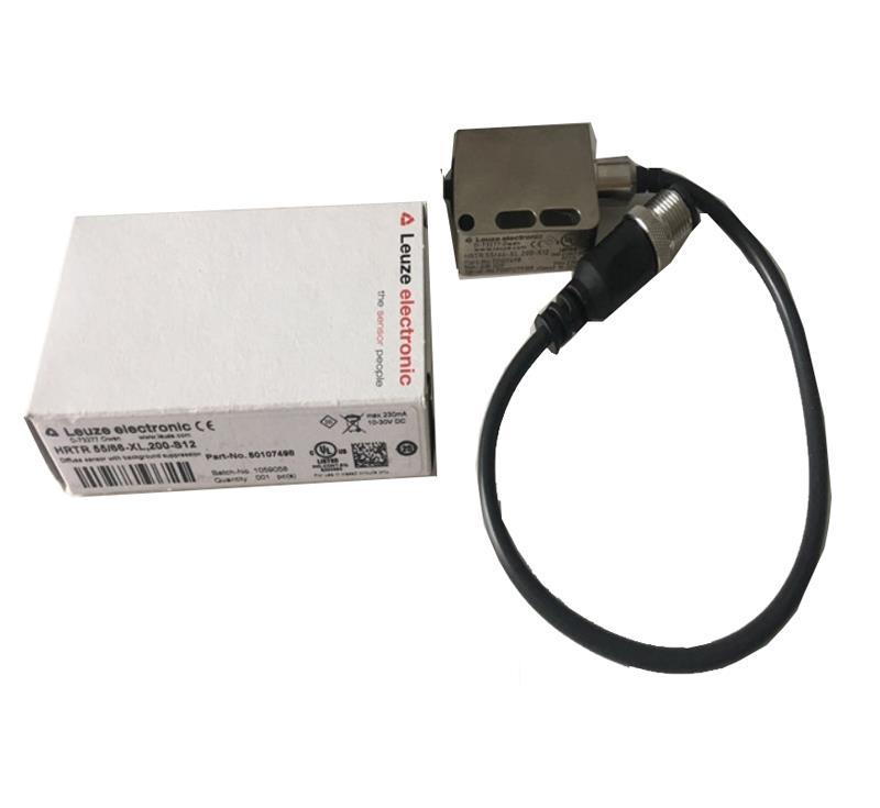 HRTR 55/66-XL,200-S12 劳易测光电传感器Leuze HRTR 55/66-XL,200-S12订货号50107498
